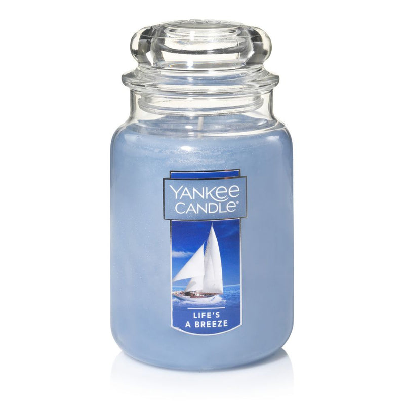 Yankee Candle Life's A Breeze Large