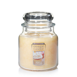 Yankee Candle Vanilla Cupcake Medium