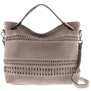 Rhianna Faux Leather Tote