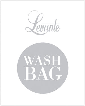 Levante Washbag