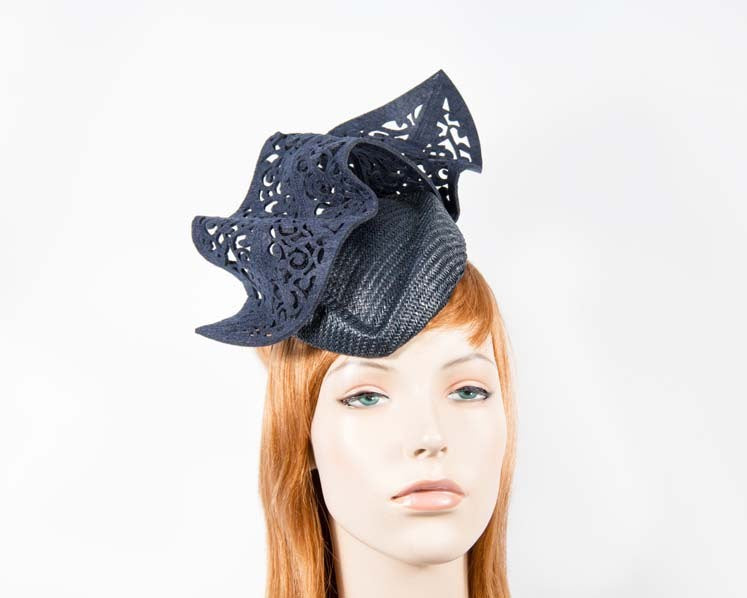 Fillies Collection Fascinator S184 Navy