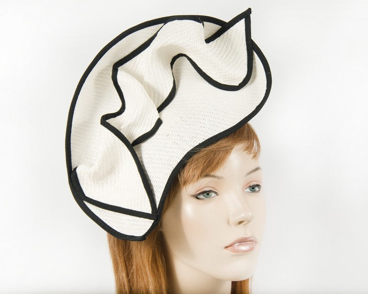 Max Alexander Fascinator MA714 White/Black