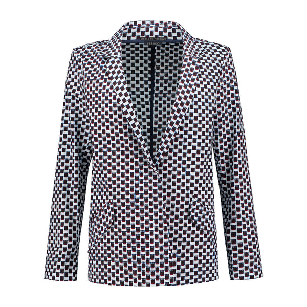 Women's Blazer - Dice
