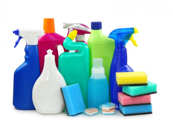 Toxic chemicals in cleaners