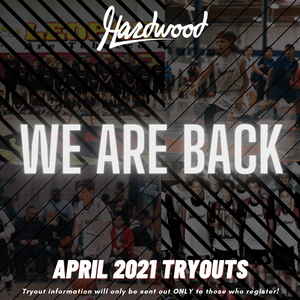 April 2021 Hardwood Youth Tryouts!