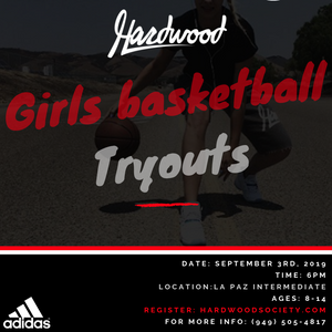 Girls AAU/Club Basketball Program! Season 1 in Orange County, CA!
