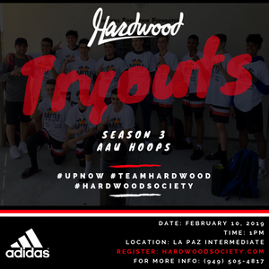 Hardwood High School Tryouts - Season 3!