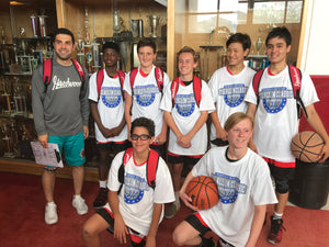 Team Hardwood 14u Boys Team Wins Tournament