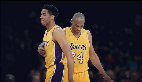 Anthony Brown X Kobe Bryant