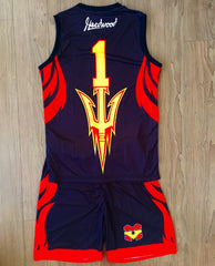 Hardwood Society Custom Sublimated Jersey