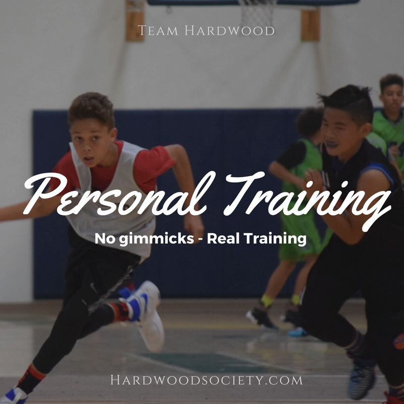Private Training Orange County, CA | Team Hardwood