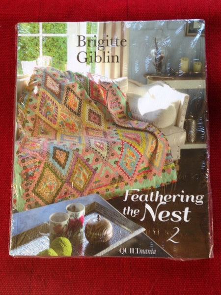 Book - Brigitte Giblin - Feathering the Nest 2
