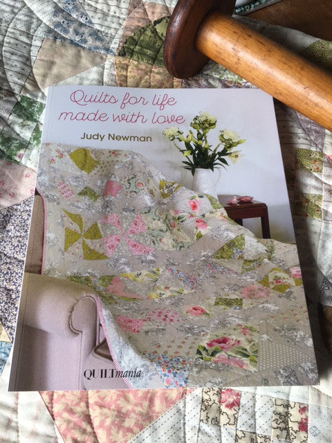 Book - Quilts for Life Made with Love - Judy Newman