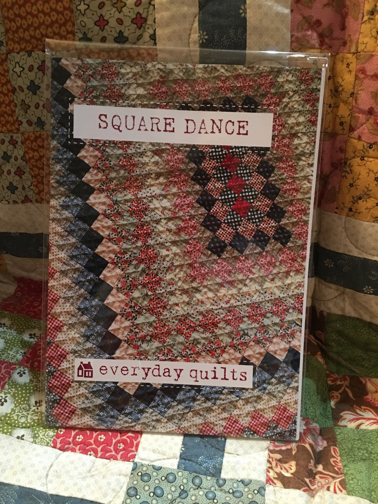Pattern - Square Dance