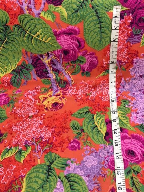 Fabric - Kaffe Collection - Large Scale Floral