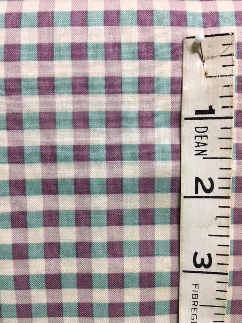 Fabric - Checks & Plaids - Small Scale Yuwa