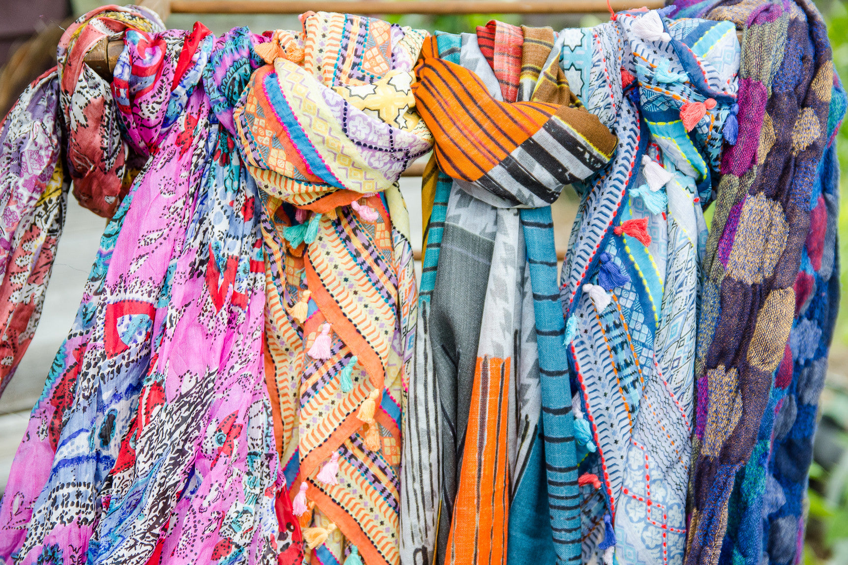 Scarves Bags and fashion