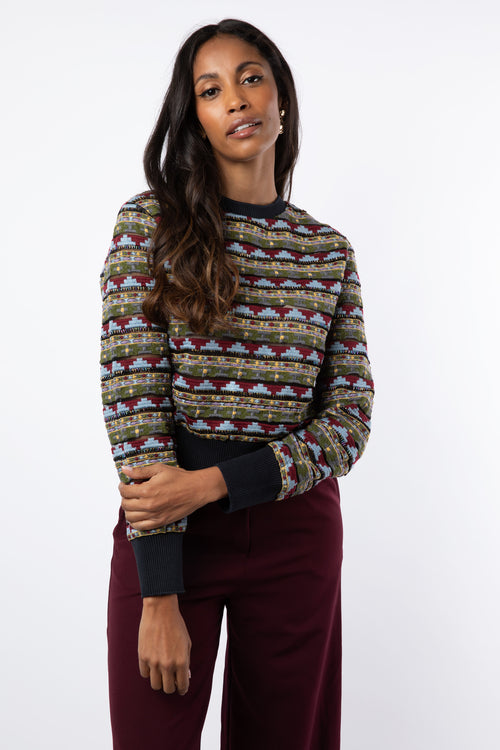 LILLI EMBELLISHED JUMPER