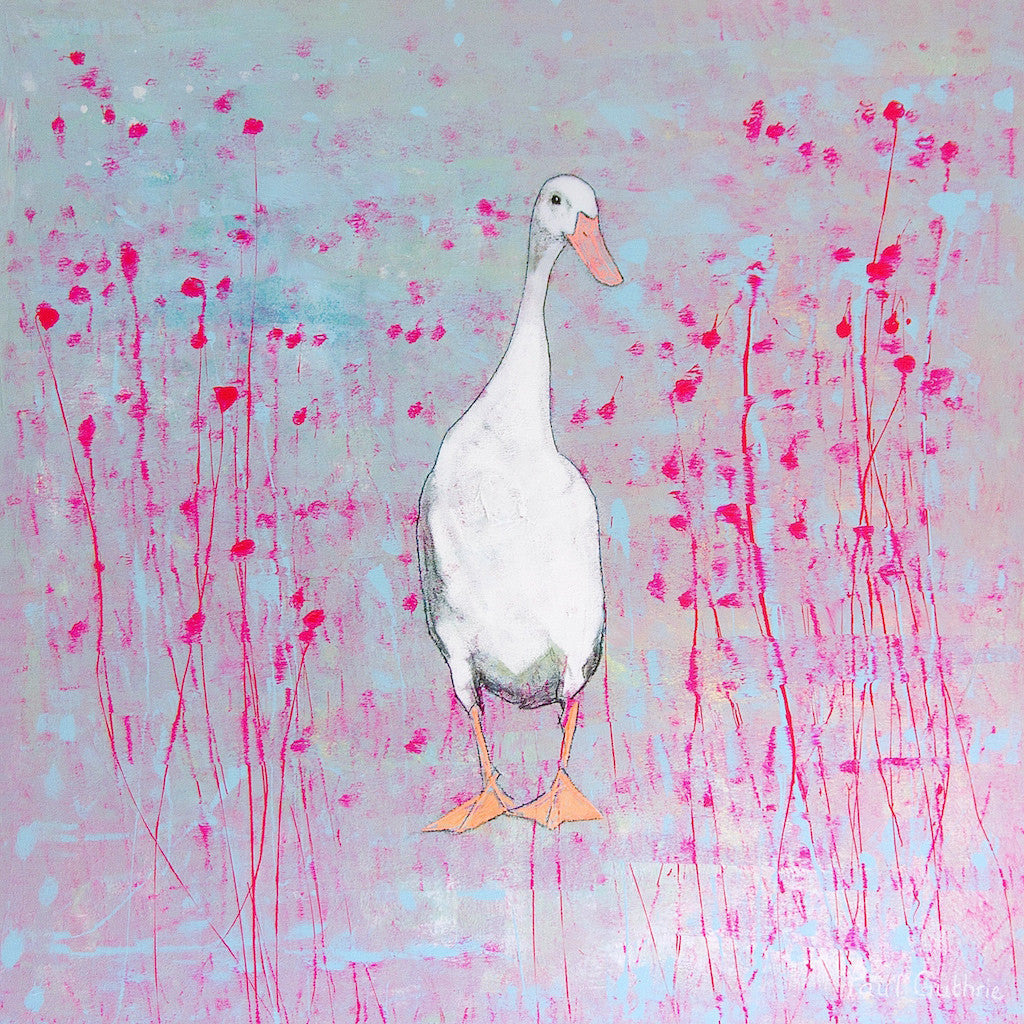 Indian Runner Duck II