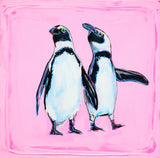Pink penguins - 2017