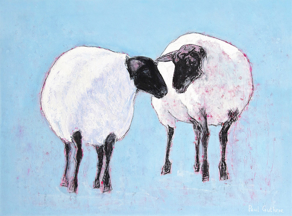 Two Sheep - 2015