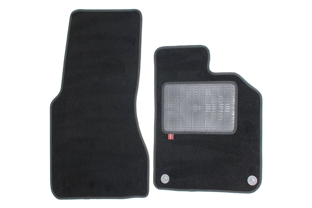 Smart Fortwo Coupe 2015 onwards - Over mat set with fixings
