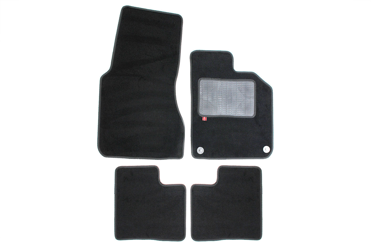Smart Forfour 2015 onwards - Over mat set with fixings