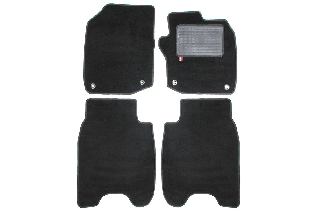 Honda Civic 2012-17 - Over mat set with fixings