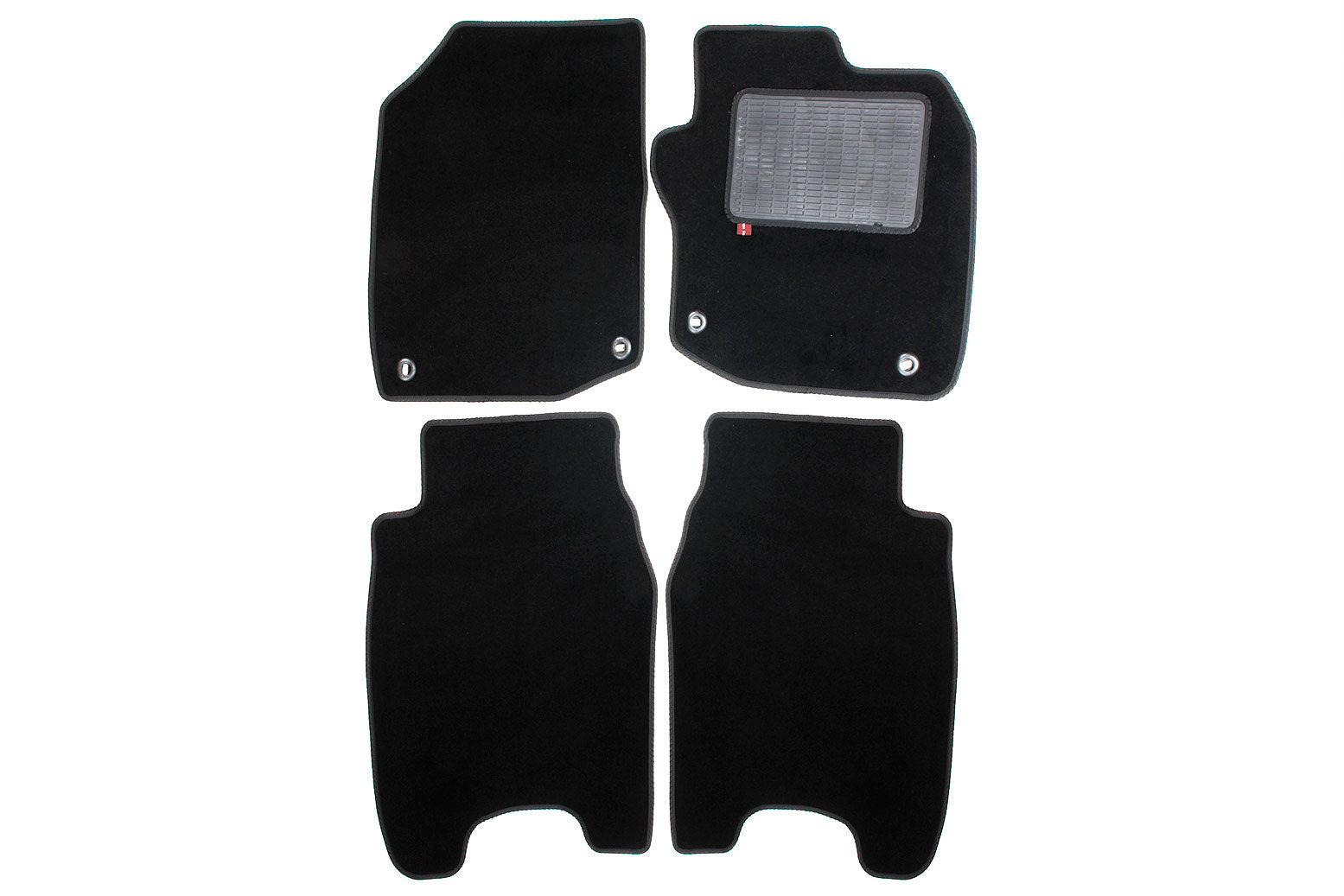 Honda Civic diesel 2013 - Over mat set with fixings