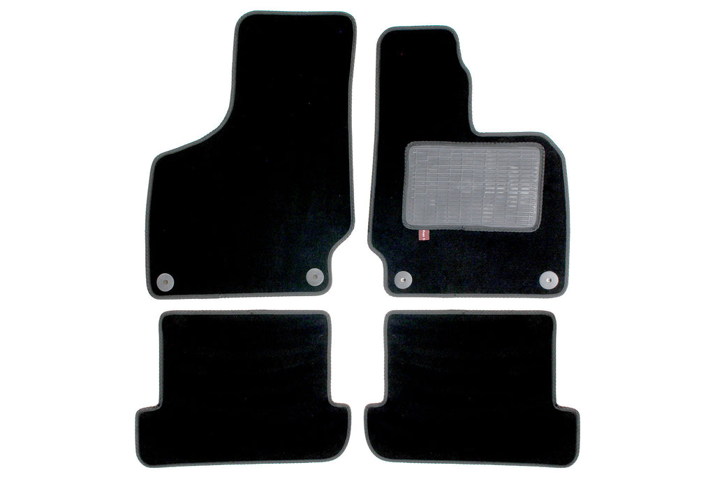 Audi TT 2006-14 - Over mat set with fixings