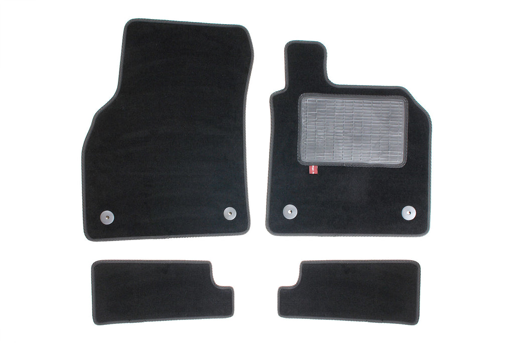 Audi TT 2014 onwards - Over mat set with fixings