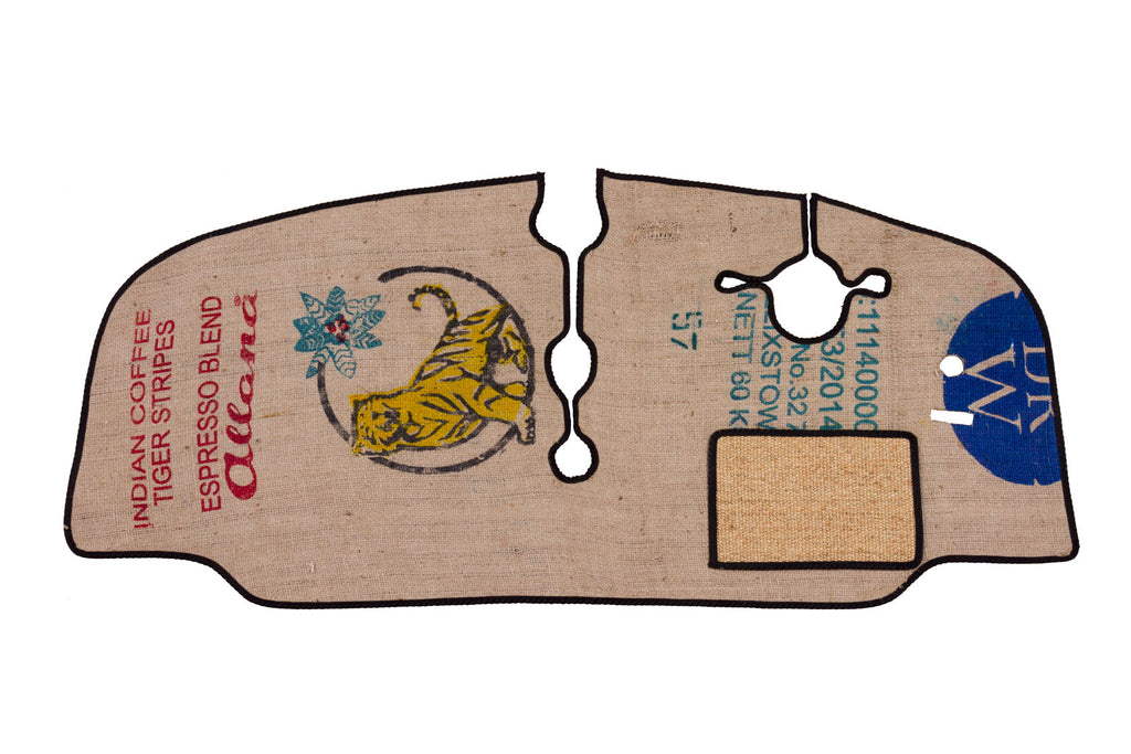 Early Bay Cab Mat - Coffee Sack