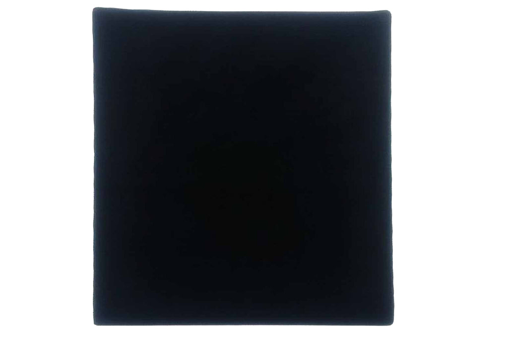 Black automotive square for living space.