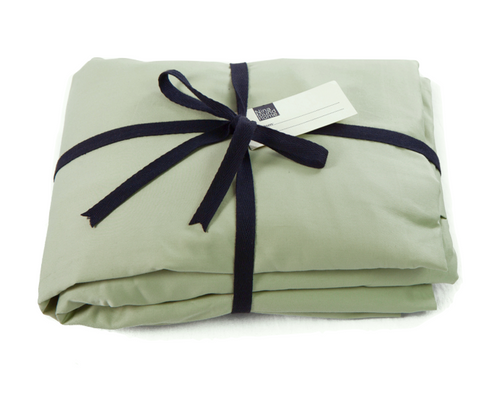 Add a Flat Sheet to your set - Cotton Sateen Neutrals Flat Sheet