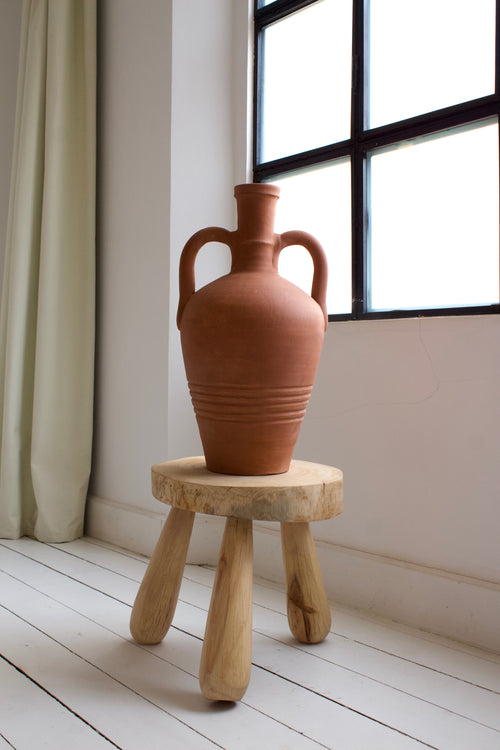 Clay Vase Ballaas
