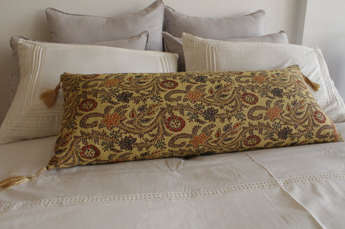 Ethnic Lumbar Pillow Large