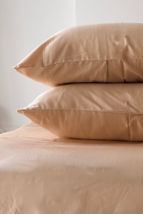 Fitted Sheet Set Terra Secca