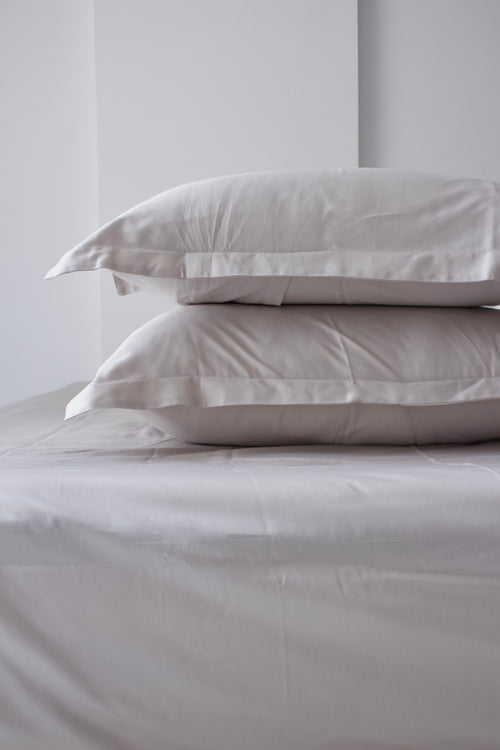Fitted Sheet Set Bone