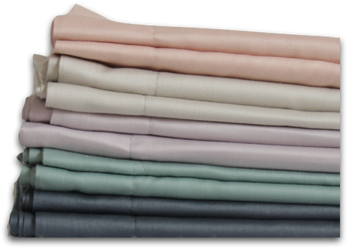 Add a Flat Sheet to your set - Minimalist Cotton Sateen Flat Sheet