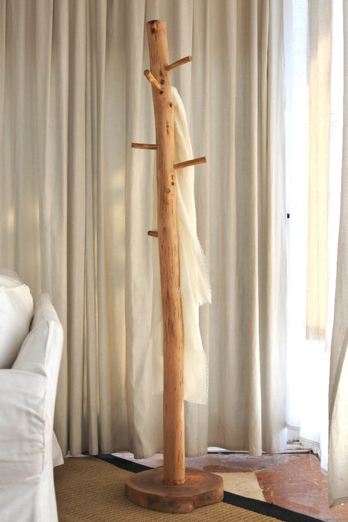 Tree Log Hanger