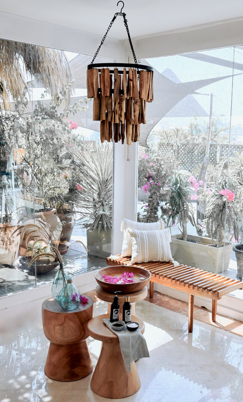 Drift Wood Chandelier