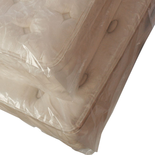 Clear Plastic Mattress (Queen) covers