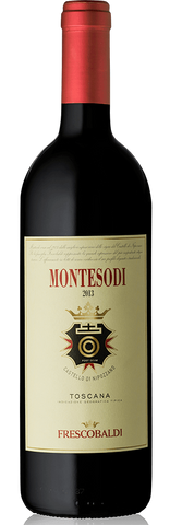 MONTESODI FRESCOBALDI (2013); ML. 750