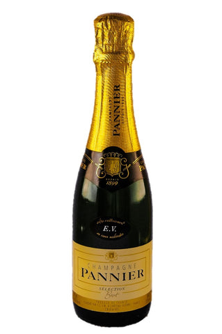 CHAMPAGNE PANNIER BRUT SELECTION; ML. 375