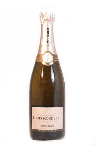CHAMPAGNE LOUIS ROEDERER ROSE' (2009); ML. 750