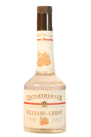 DISTILLATO DI WILLIAMS UNTERTHURNER; ML. 700