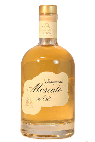 GRAPPA MOSCATO D'ASTI;  ML. 500