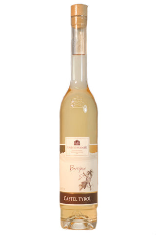 GRAPPA CASTEL TYROL BARRIQUE; ML. 500