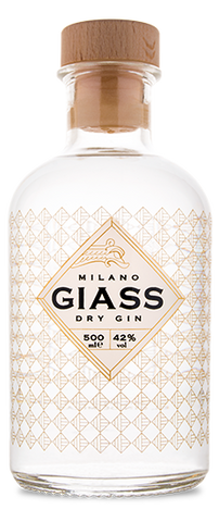 GIN GIASS MILANO; ML. 700