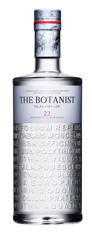 GIN THE BOTANIST ISLAY DRY; ML. 700